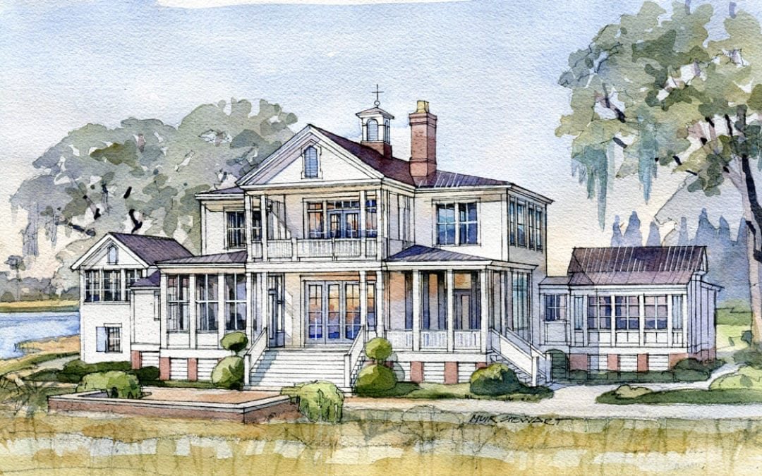 Homesite – 27 – 2019 Southern Living Idea House