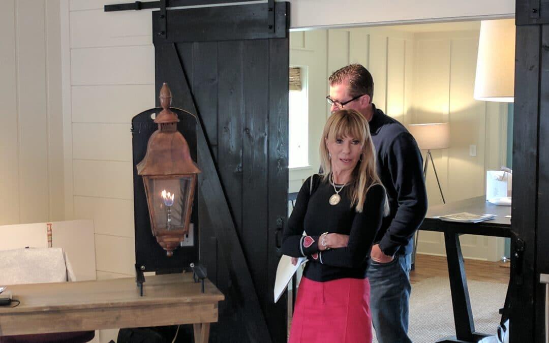 Jan Clouse, President – Carolina Lanterns & Lighting – Part II of II