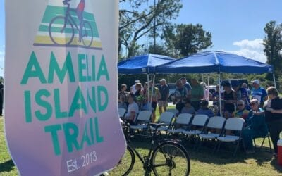 Amelia River to Sea Trail Opening Event