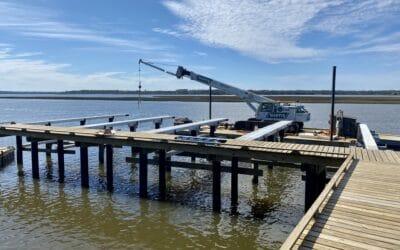 Crane Island Docks